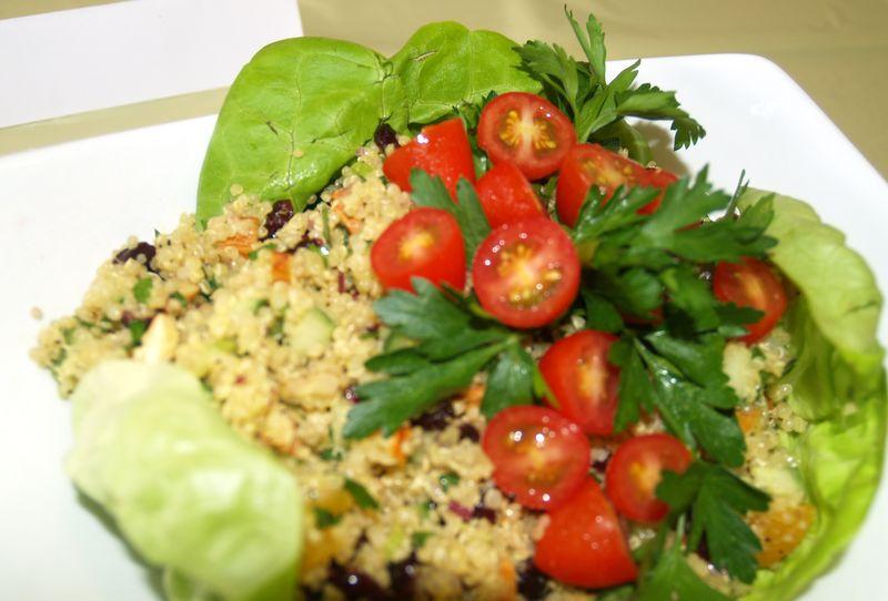 1st Liliko'i Fest - Main - Liliko'i Quinoa Salad - Melissa Pang