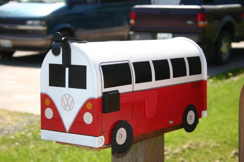 Mail Boxes - VW