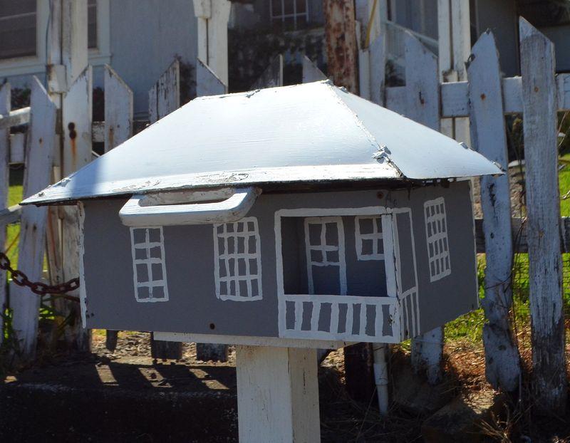 Mail Box - House - Pa'auhau, Hamakua