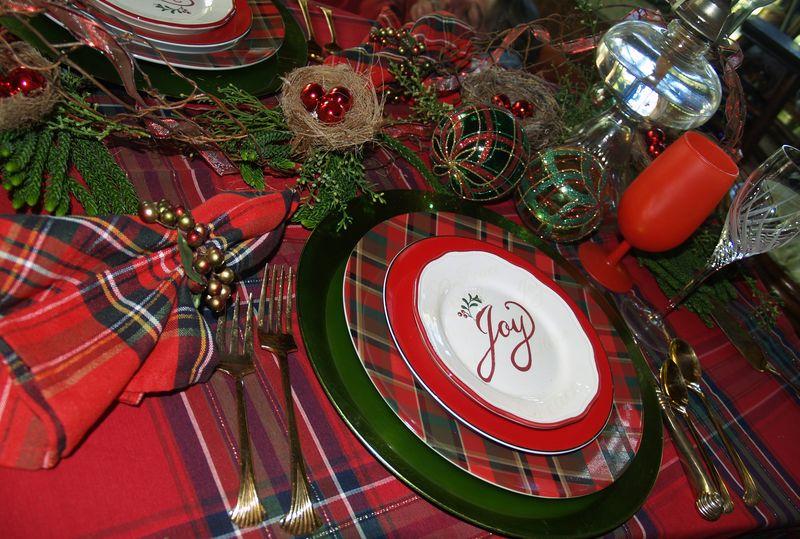 Christmas 2013 - Table 1