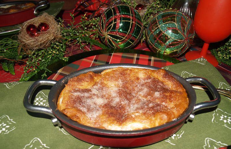 Christmas 2013 - Breakfast 4