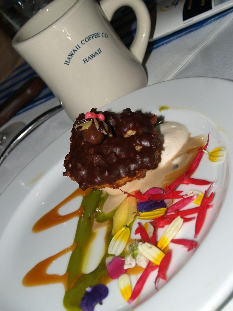 Rancher's Dinner - 10 - Course 5 - b Dessert & coffee