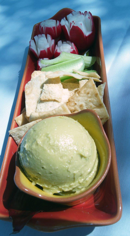 Avo Fest - Renn's Avocado Hummus 2