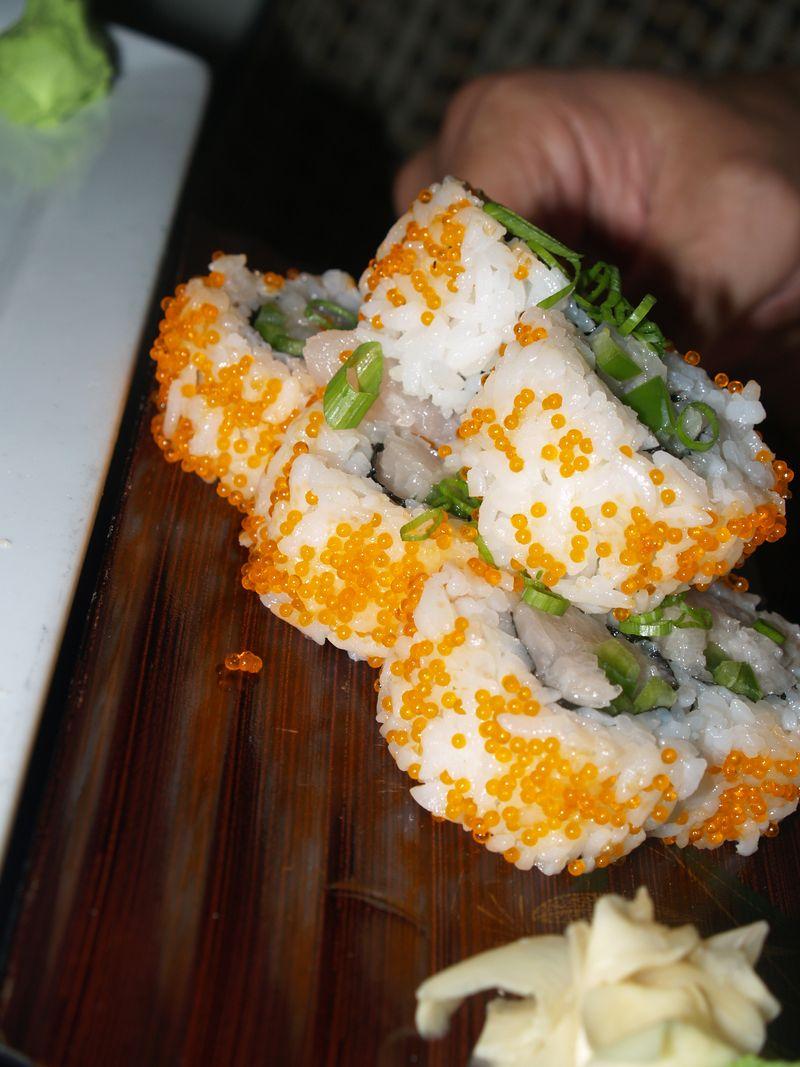 77 bd - more sushi