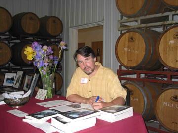 Aaron - book signings