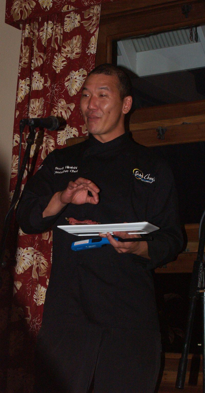 Rancher's Dinner - 4 - XChef Scotty Hiraishi