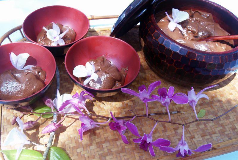 Avo Fest - Terri's Hawaiian Avocado Chocolate Mousse 2
