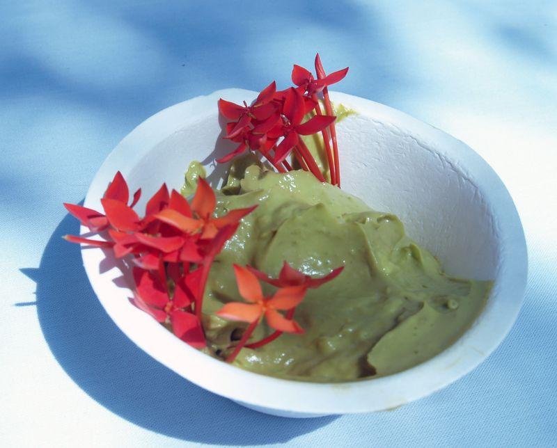Avo Fest - Raw Key Lime Pudding