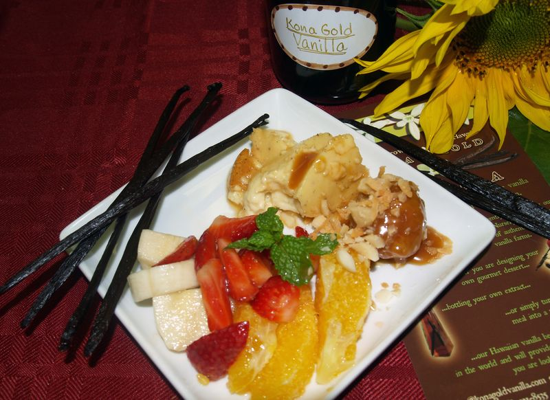 Olelo pa'a - demo - Dessert
