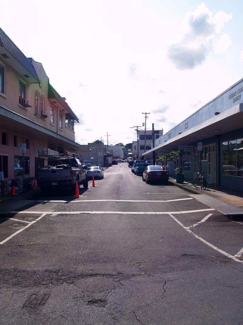 Furneaux Lane from Kam Ave