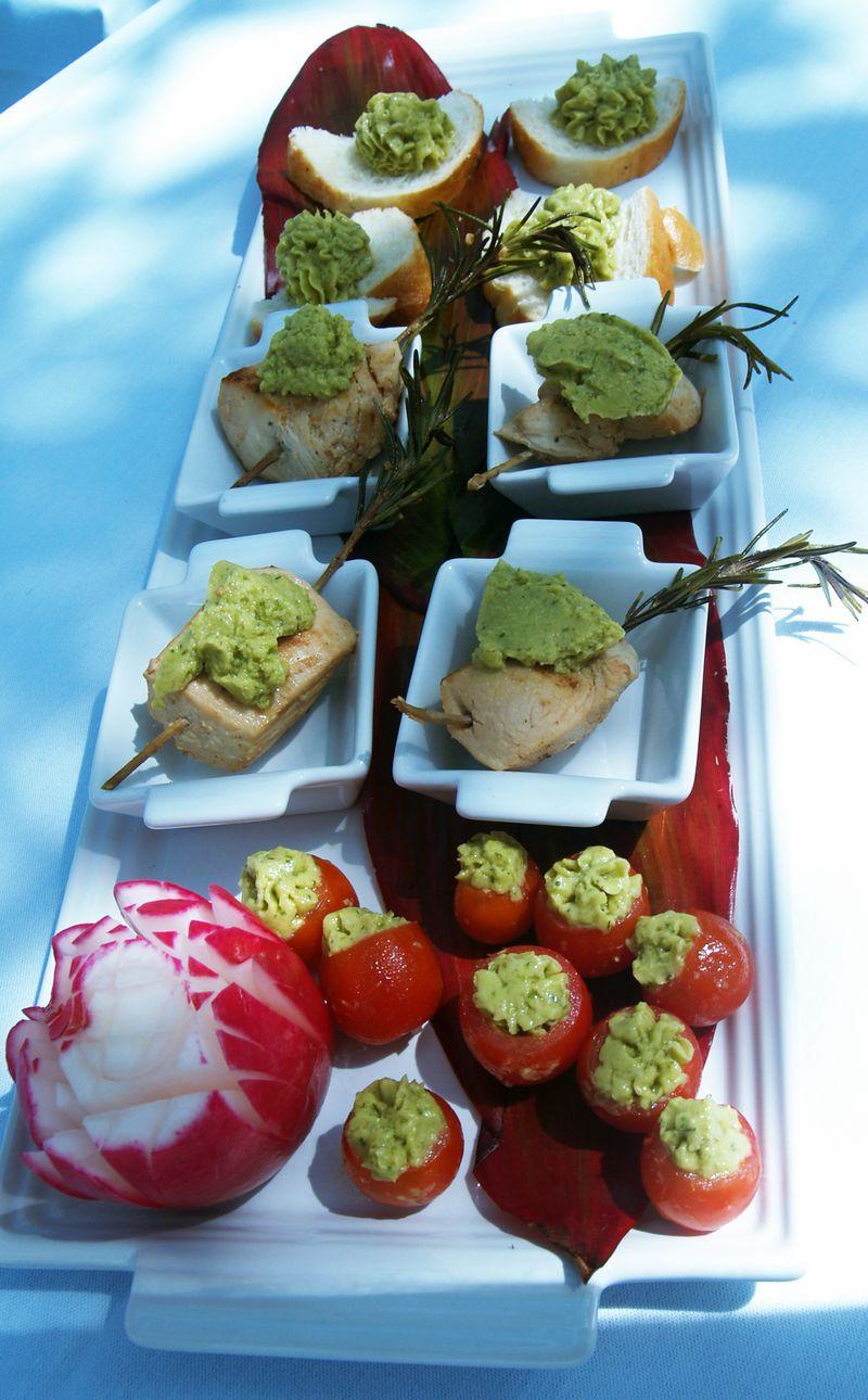 Avo Fest - Renn's Avocado Lime Compound Butter
