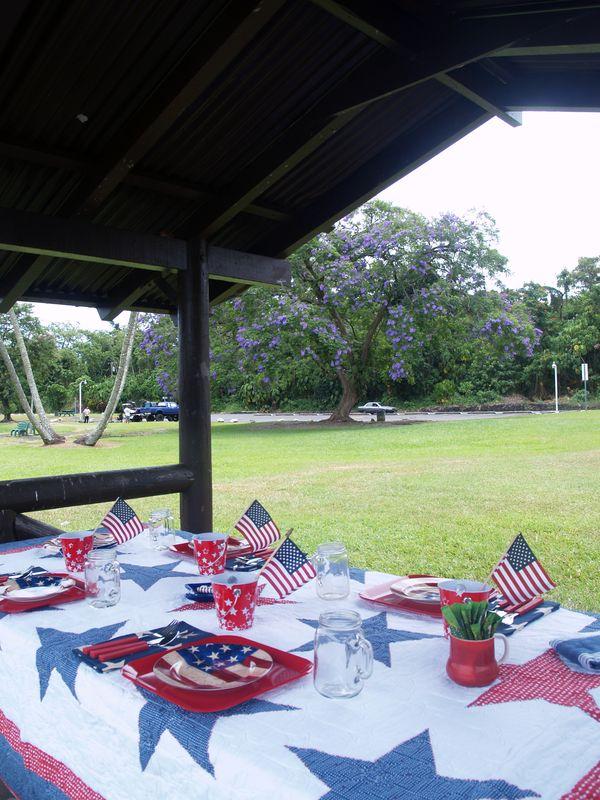 Sonia Tastes Hawaii Memorial Day Picnic In The Park