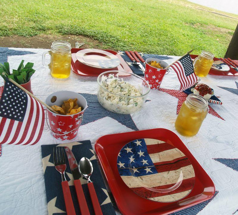Memorial Day 2014 -  food 1