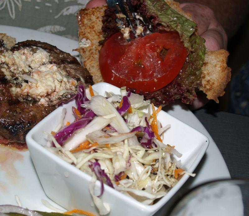 77 bd - Kevan's burger
