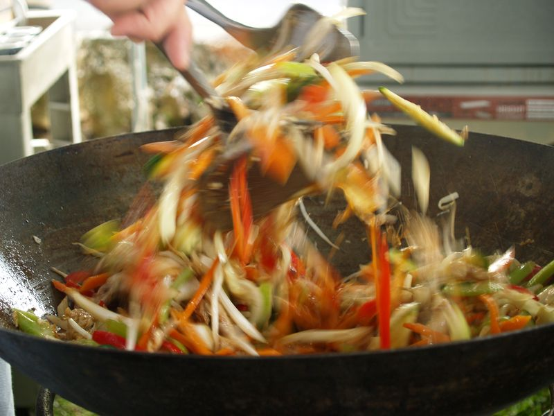 CNY - Stir Fry 2 lg