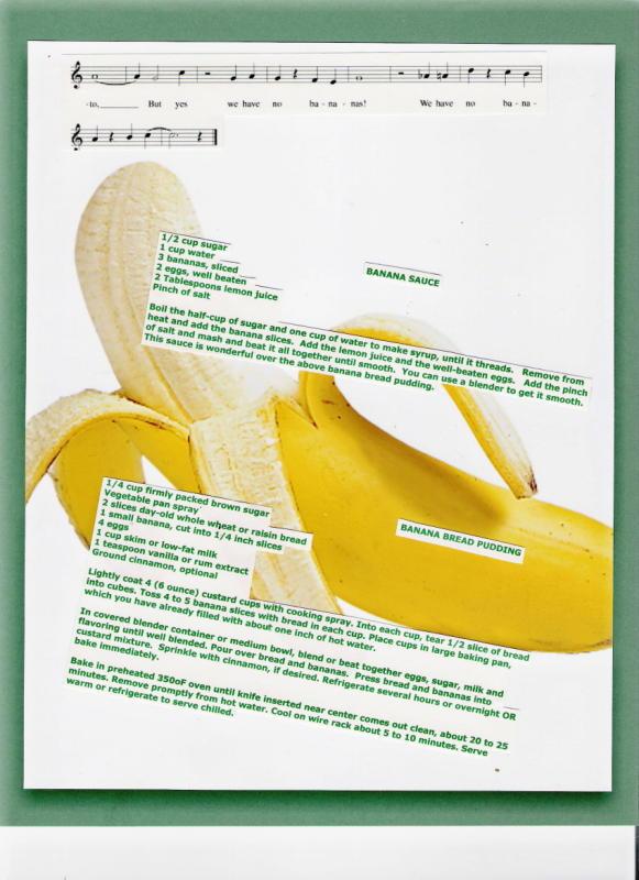Banana Pudding & Sauce recipe