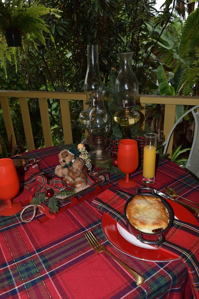 Xmas morning 16 - breakfast 3