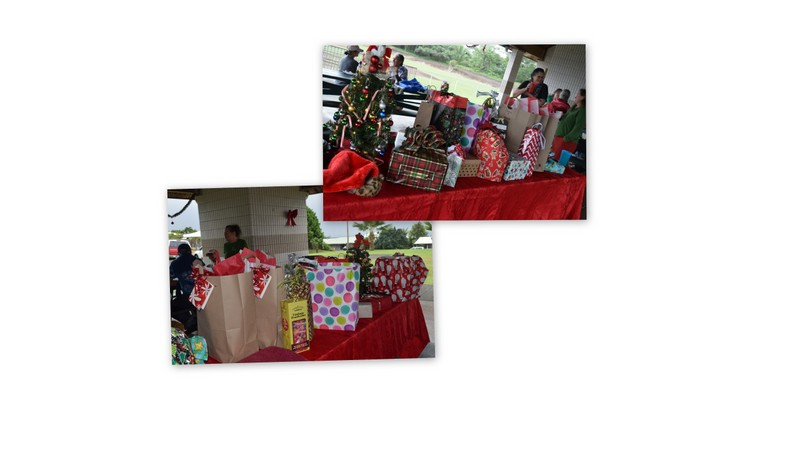 4th annual Xmas party4