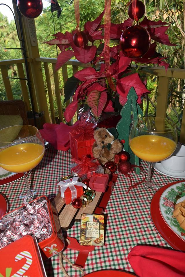 Sonia Tastes Hawaii: Merry Christmas Morning Breakfast!