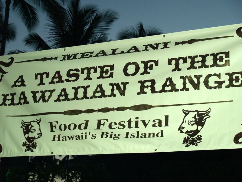 Taste of the Range - Banner