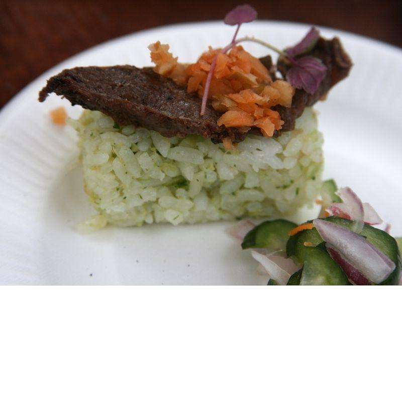 Taste - Feeding Leaf dish