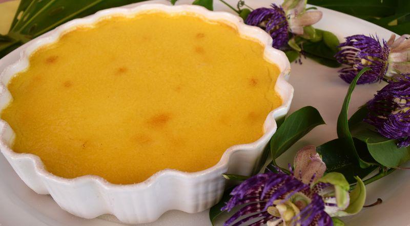 Lilikoi Fest 14 - Dessert - Lilikoi Creme Brulee -