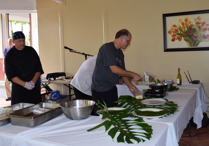 Lilikoi Fest 14 - Chef Mark 1