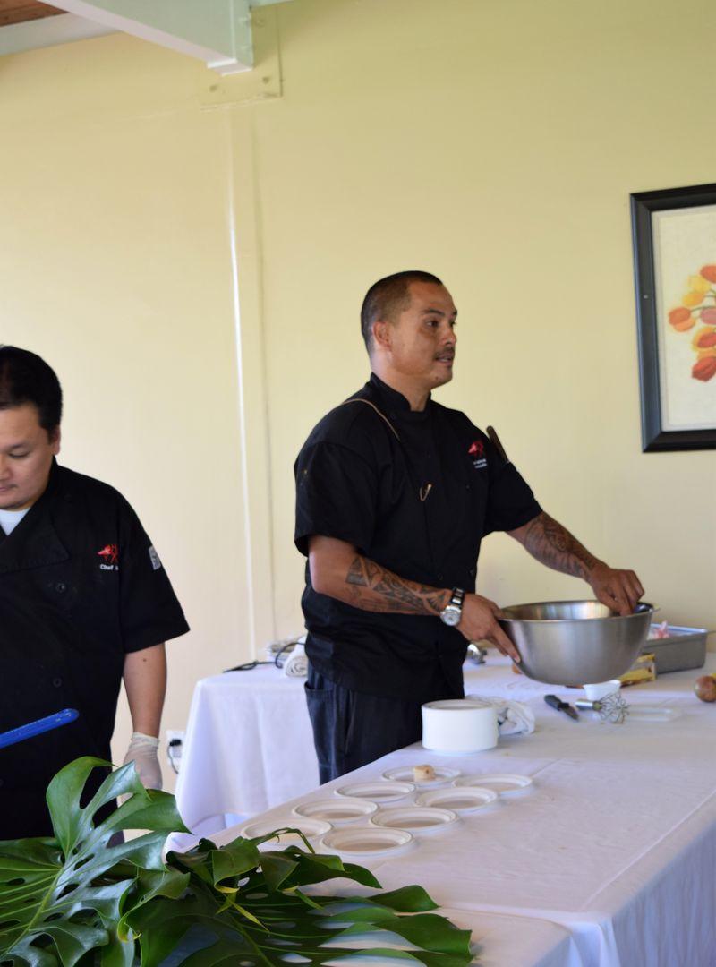 Lilikoi Fest 14 - Chef Ka'ainoa Ravey