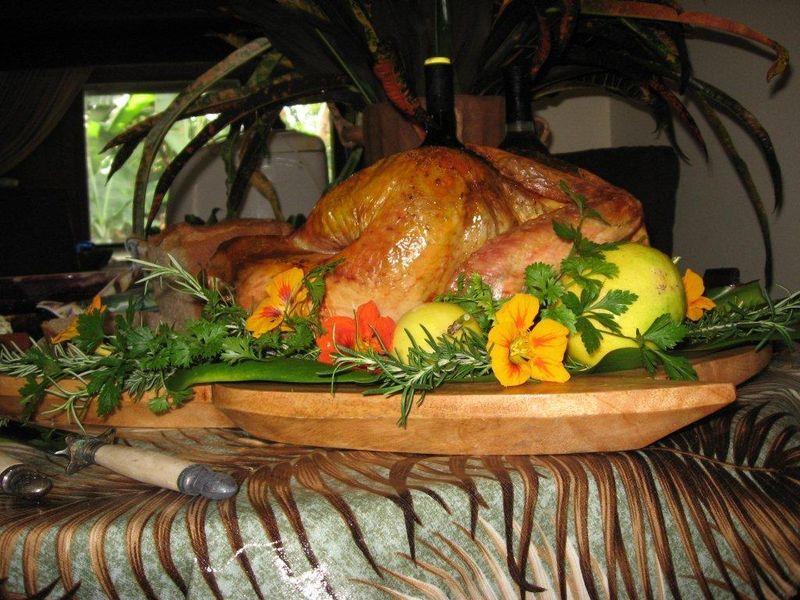 Thanksgiving - turkey 2