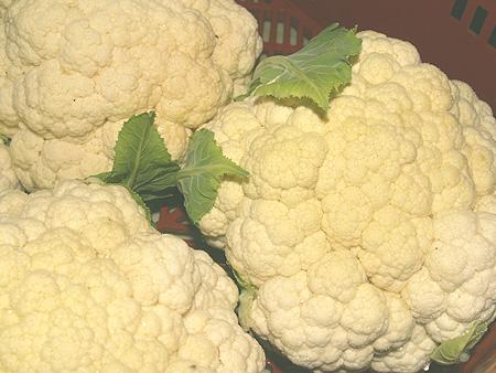 Volcano -Hester Farm - Cauliflowers sm