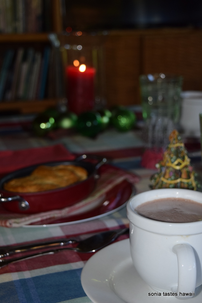 Christmas day breakfast 1