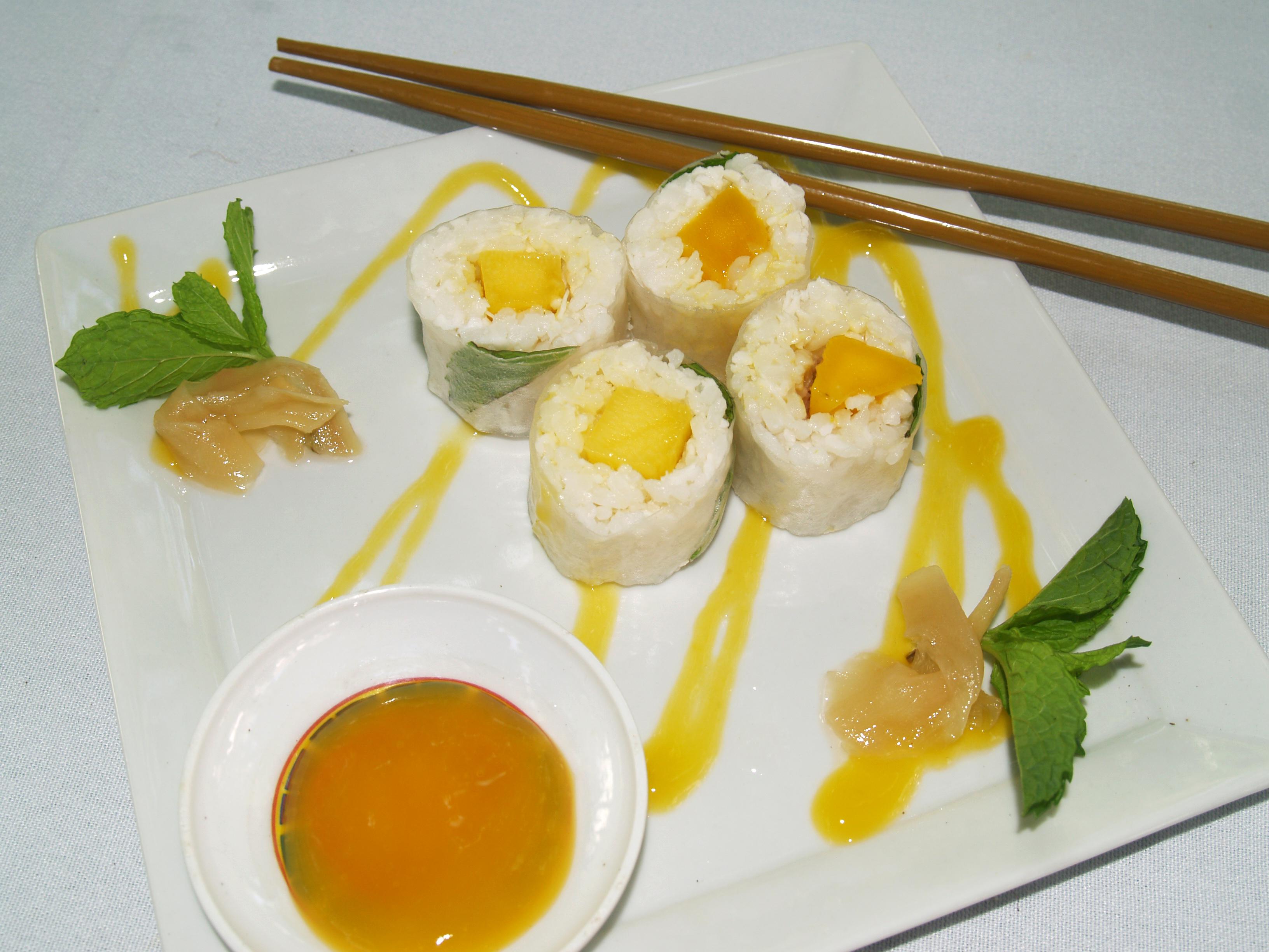 6th Mango Fest  Cc  Mango Sushi