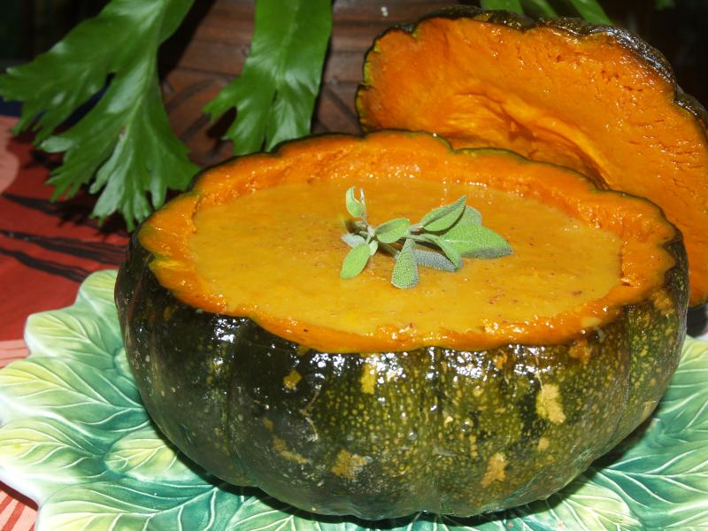 Soups - Kabocha Bisque