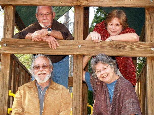 Sonia, Tony, Tomy & Sandra 4- 07