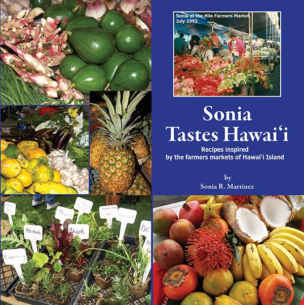 SoniaTasteHawaii-frontcover