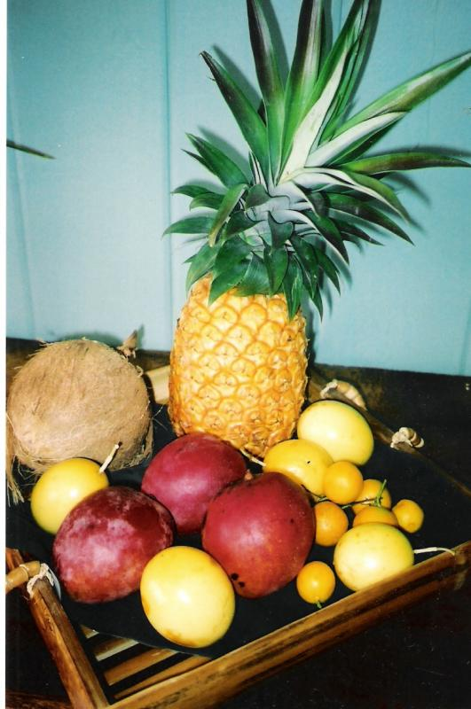 Ttopical Fruits