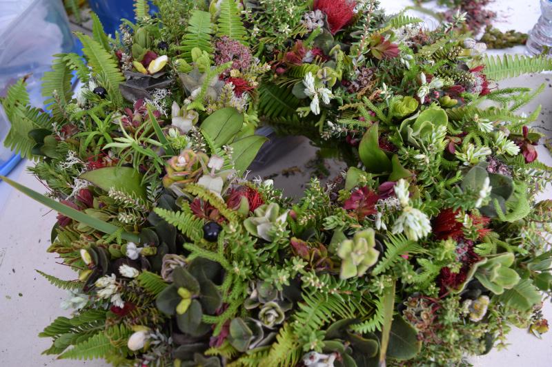 Wreath - SRM 8