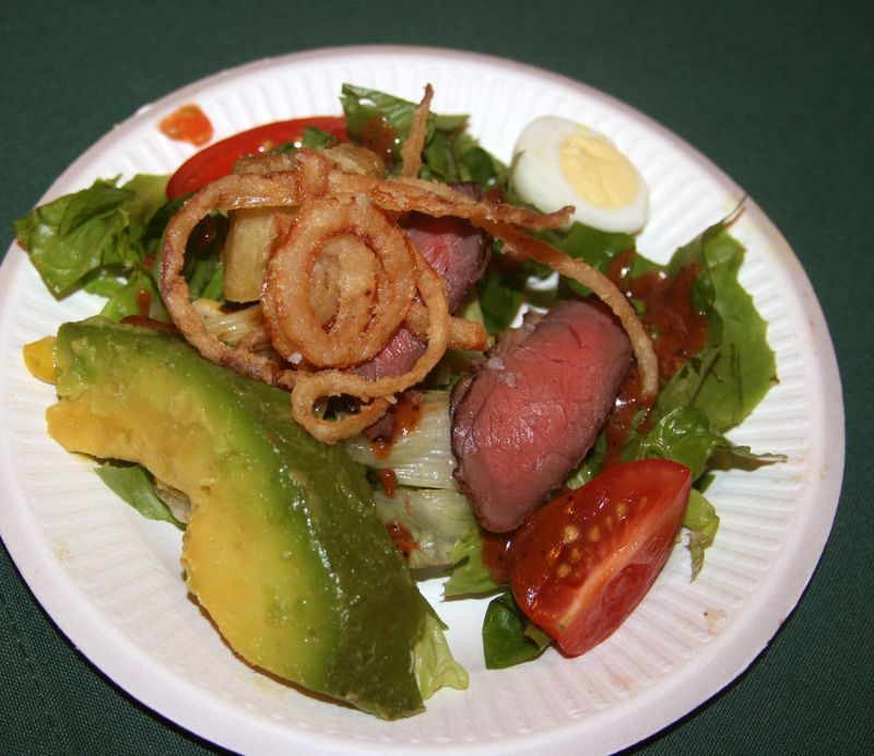 Taste - HCC - Chef Peter's Cowboy Chop Salad 2