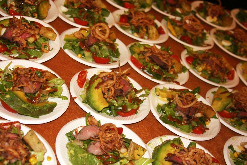 Taste - HCC - Chef Peter's Cowboy Chop Salad 3