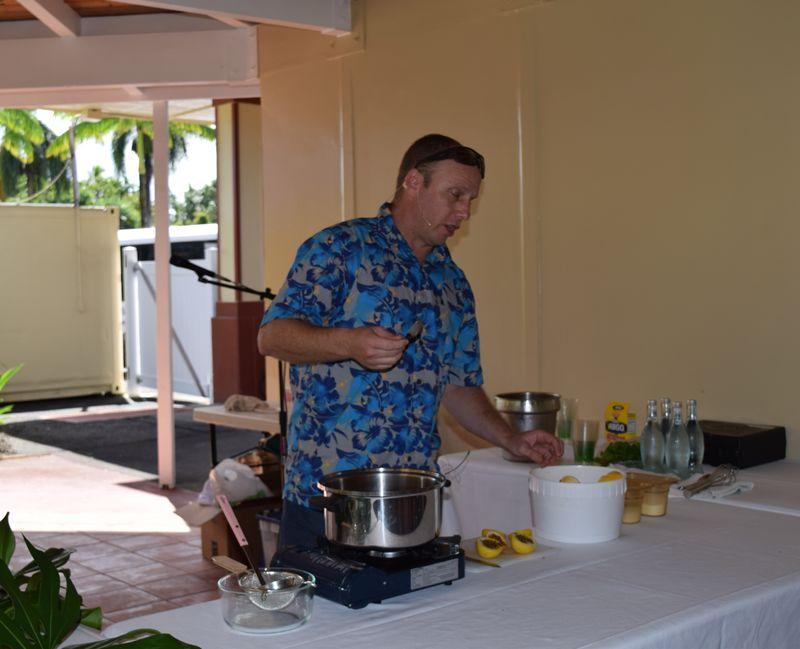 Lilikoi Fest 14 - Chef Casey