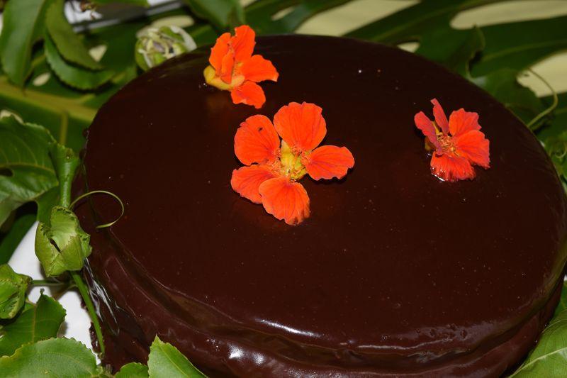 Lilikoi Fest 14 - Dessert - Triple Threat Layer Cake