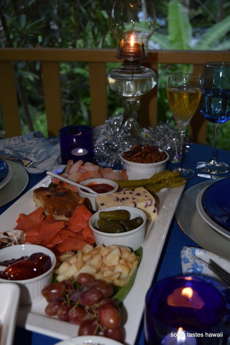 NYE 14 - table & platter 2