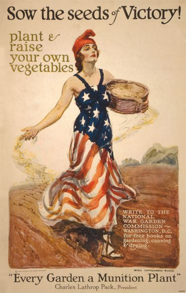 Victory Garden poster