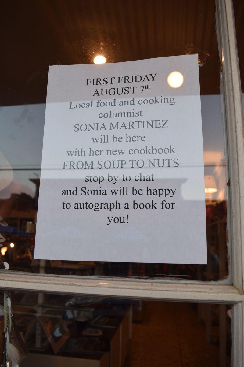 Honoka'a 1st Friday - poster sm