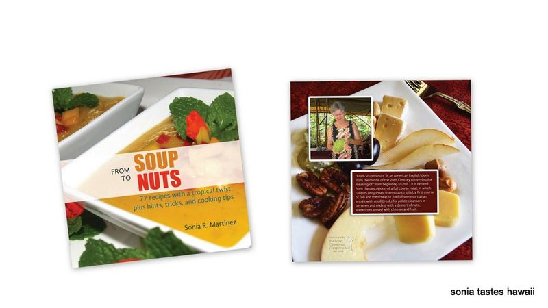 COOKBOOK - Soup to Nuts