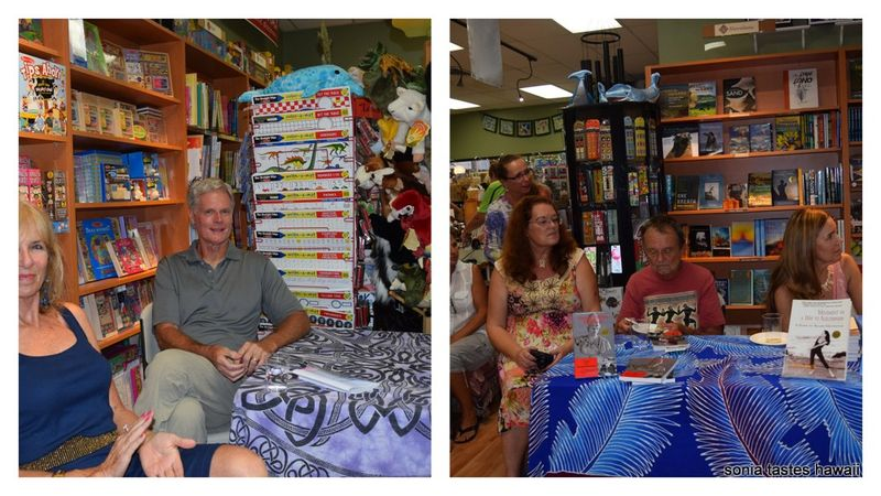 Author Night - Kona Stories 20161