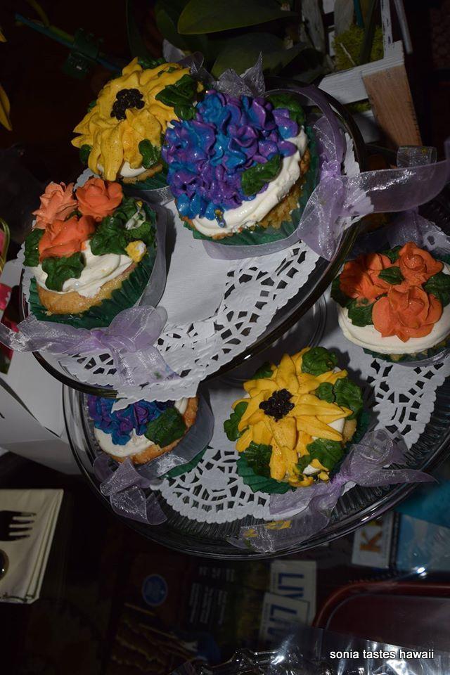 2016 Bday cupcakes