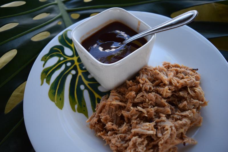 Passion BBQ Pulled Pork - Sunserene Quevedo