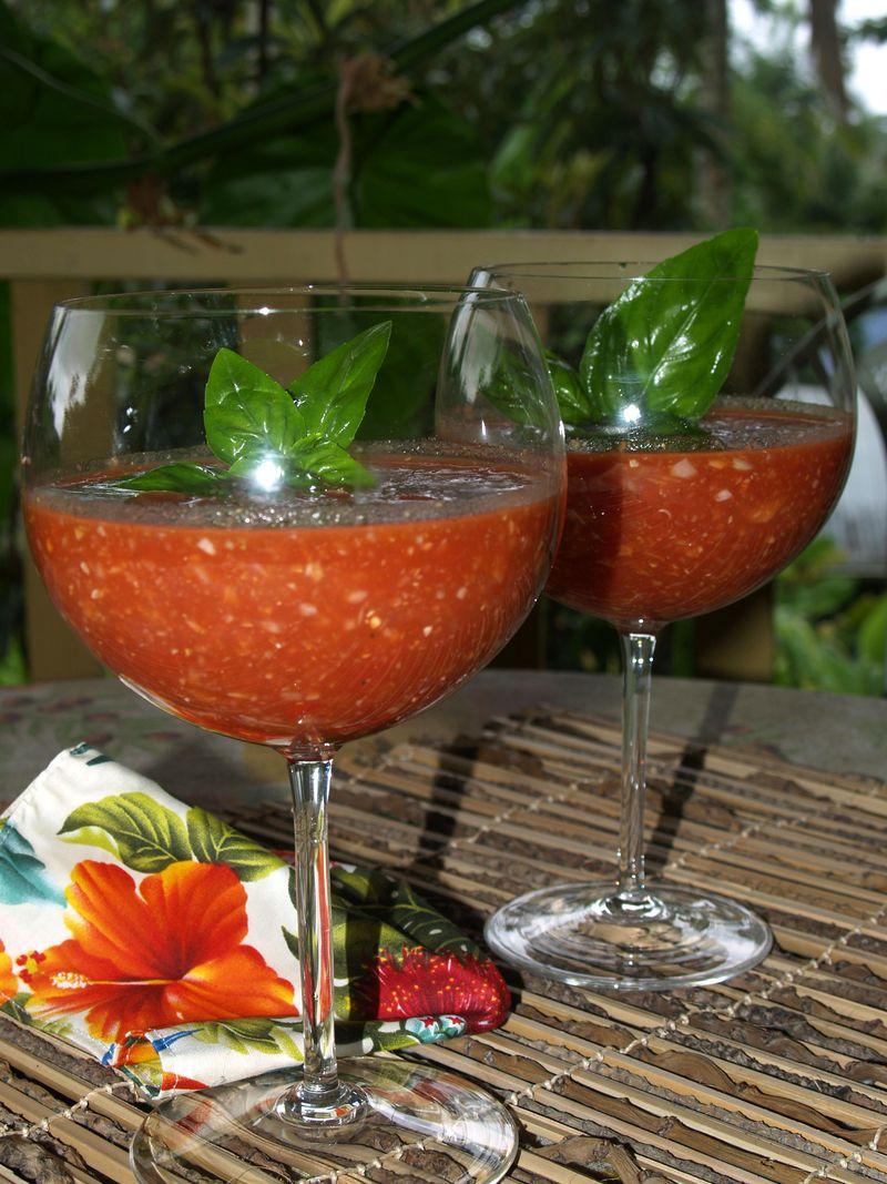 Soups - Gazpacho - Traditional