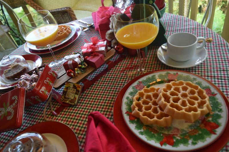 Xmas breakfast 1